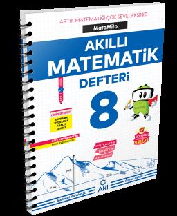 Matemito Akıllı Matematik Defteri 8. Sınıf