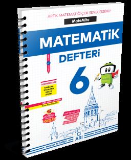Matemito Matematik Defteri 6. Sınıf