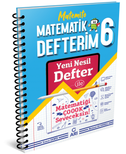 Matemito Matematik Defterim 6. Sınıf