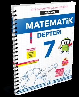 Matemito Matematik Defteri 7. Sınıf
