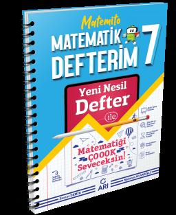 Matemito Matematik Defterim 7. Sınıf