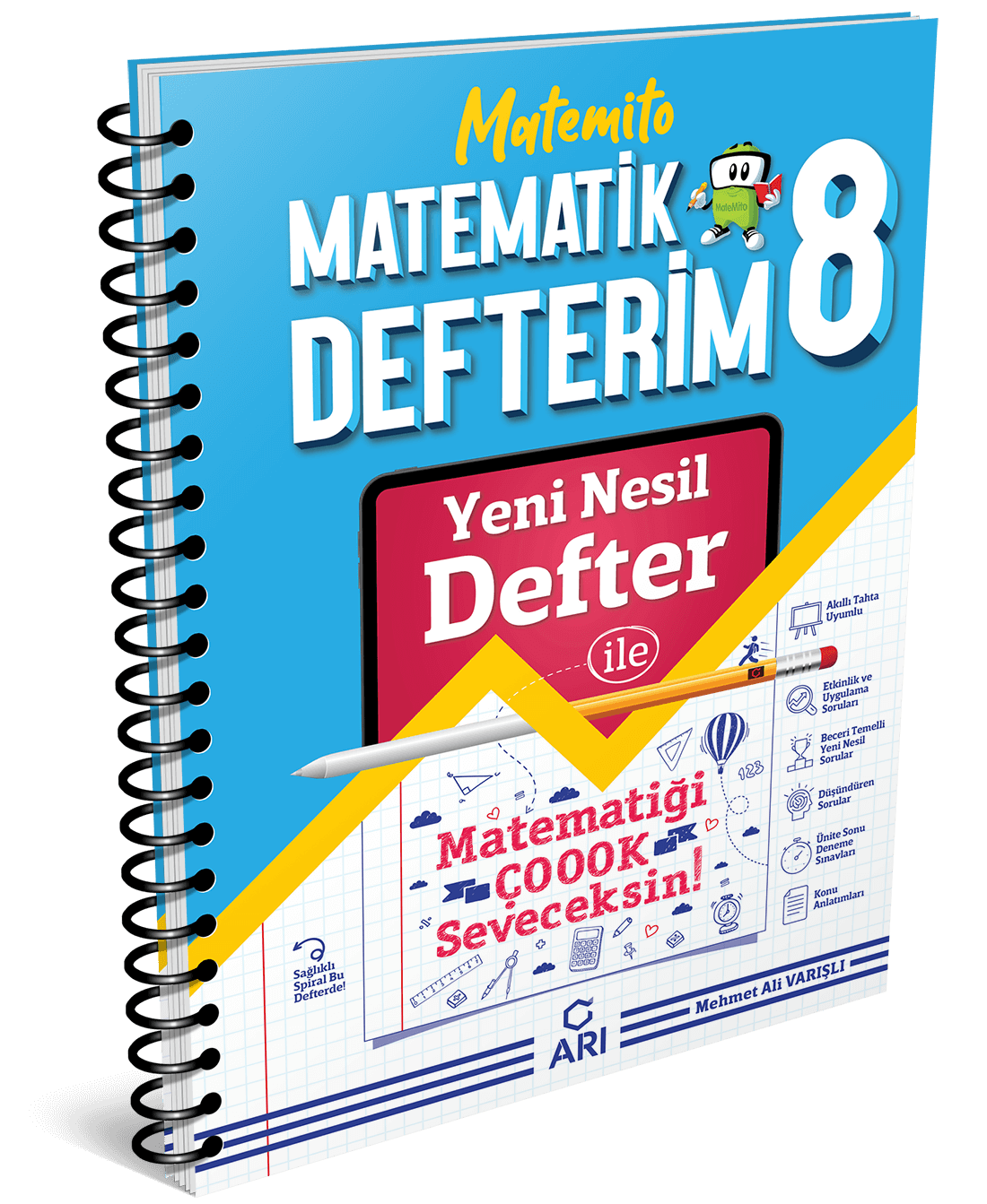 Matemito Matematik Defterim 8. Sınıf