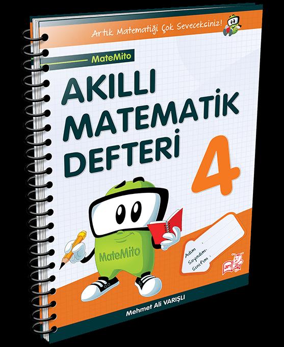Matemito Akıllı Matematik Defteri 4 Sınıf Arı Yayın