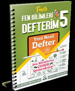 Fenito Fen Bilimleri Defterim 5. Sınıf