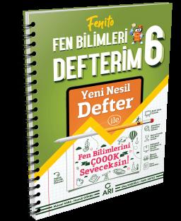 Fenito Fen Bilimleri Defterim 6. Sınıf