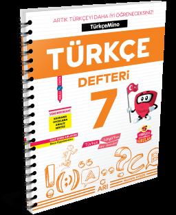Türkçemino Türkçe Defteri 7. Sınıf