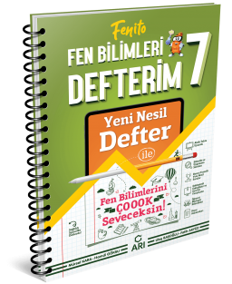 Fenito Fen Bilimleri Defterim 7. Sınıf