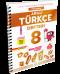 Türkçemino Akıllı Türkçe Defteri 8. Sınıf