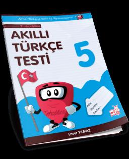 TürkçeMino Akıllı Türkçe Testi 5. Sınıf