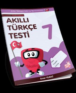 TürkçeMino Akıllı Türkçe Testi 7. Sınıf