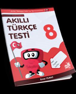 TürkçeMino Akıllı Türkçe Testi 8. Sınıf