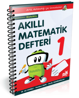 Matemito Akıllı Matematik Defteri 1. Sınıf