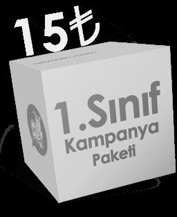 1.Sınıf Kampanya