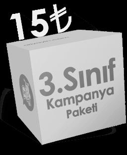 3. Sınıf Kampanya