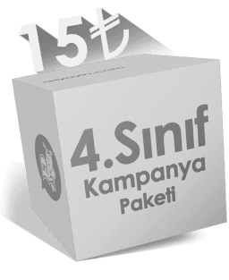 4.Sınıf Kampanya