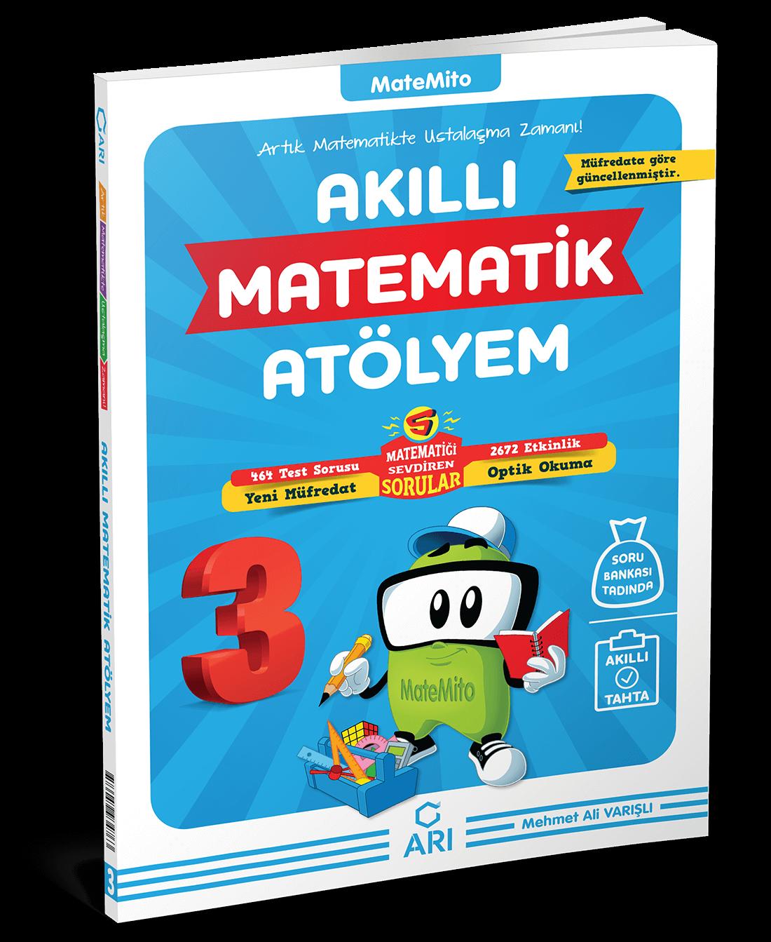 Matemito Matematik Atölyem 3.Sınıf