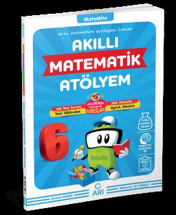 Matemito Akıllı Matematik Atölyem 6.Sınıf
