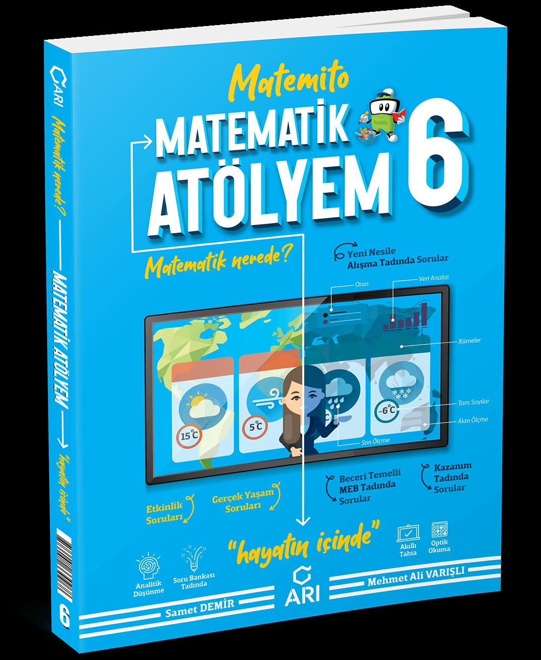 Matemito Matematik Atölyem 6.Sınıf