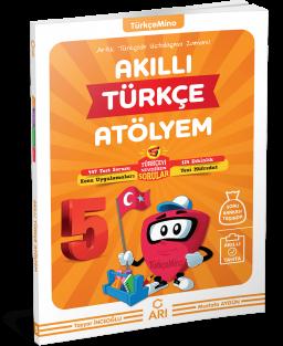 TürkçeMino Akıllı Türkçe Atölyem 5. Sınıf