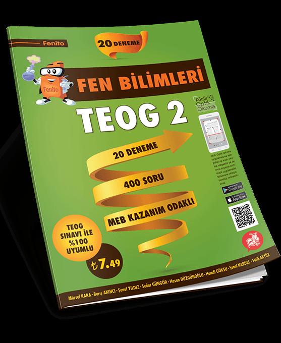 Fenito Fen Bilimleri TEOG 2 8.Sınıf