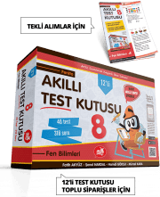 Fenito Akıllı Test Kutusu 8. Sınıf