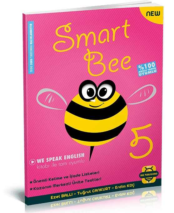 Smart Bee 5 (WE SPEAK ENGLISH Uyumlu)