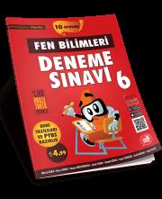 Fenito Fen Bilimleri Deneme Sınavı 6. Sınıf