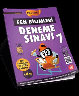 Fenito Fen Bilimleri Deneme Sınavı 7. Sınıf
