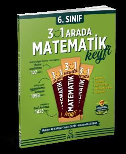Matemito 3'ü 1 Arada Matematik Keyfi 6.Sınıf