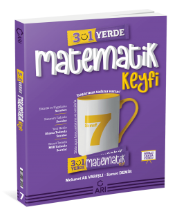 Matemito 3'ü 1 Yerde Matematik Keyfi 7.Sınıf