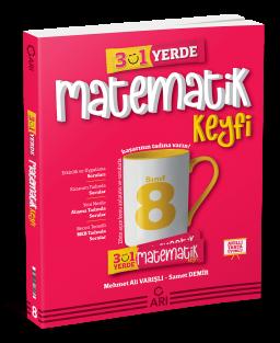 Matemito 3'ü 1 Yerde Matematik Keyfi 8.Sınıf
