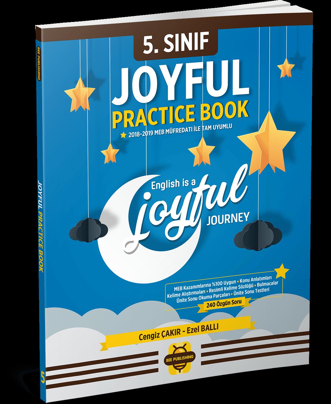Joyful Practice Book 5. Sınıf