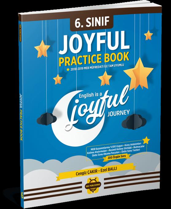 Joyful Practice Book 6 Sınıf Arı Yayın Arı Yayıncılık Arı