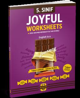 Joyful Worksheets 5. Sınıf