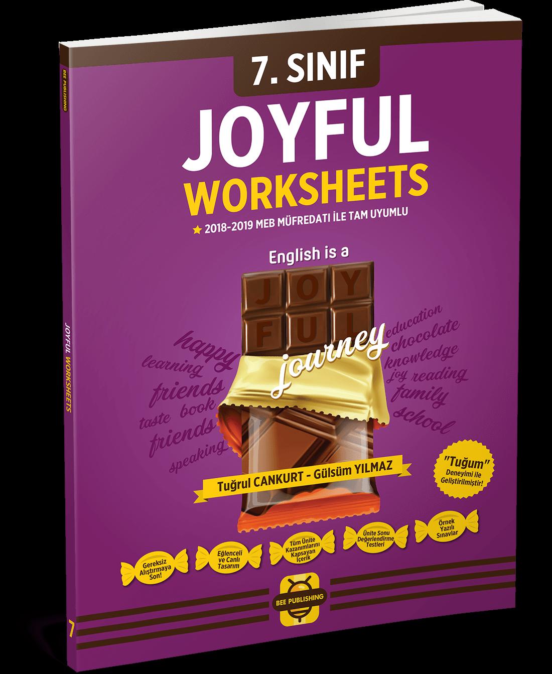 Joyful Worksheets 7. Sınıf