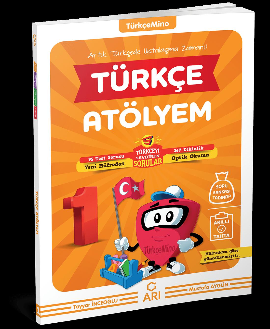 TürkçeMino Türkçe Atölyem 1. Sınıf