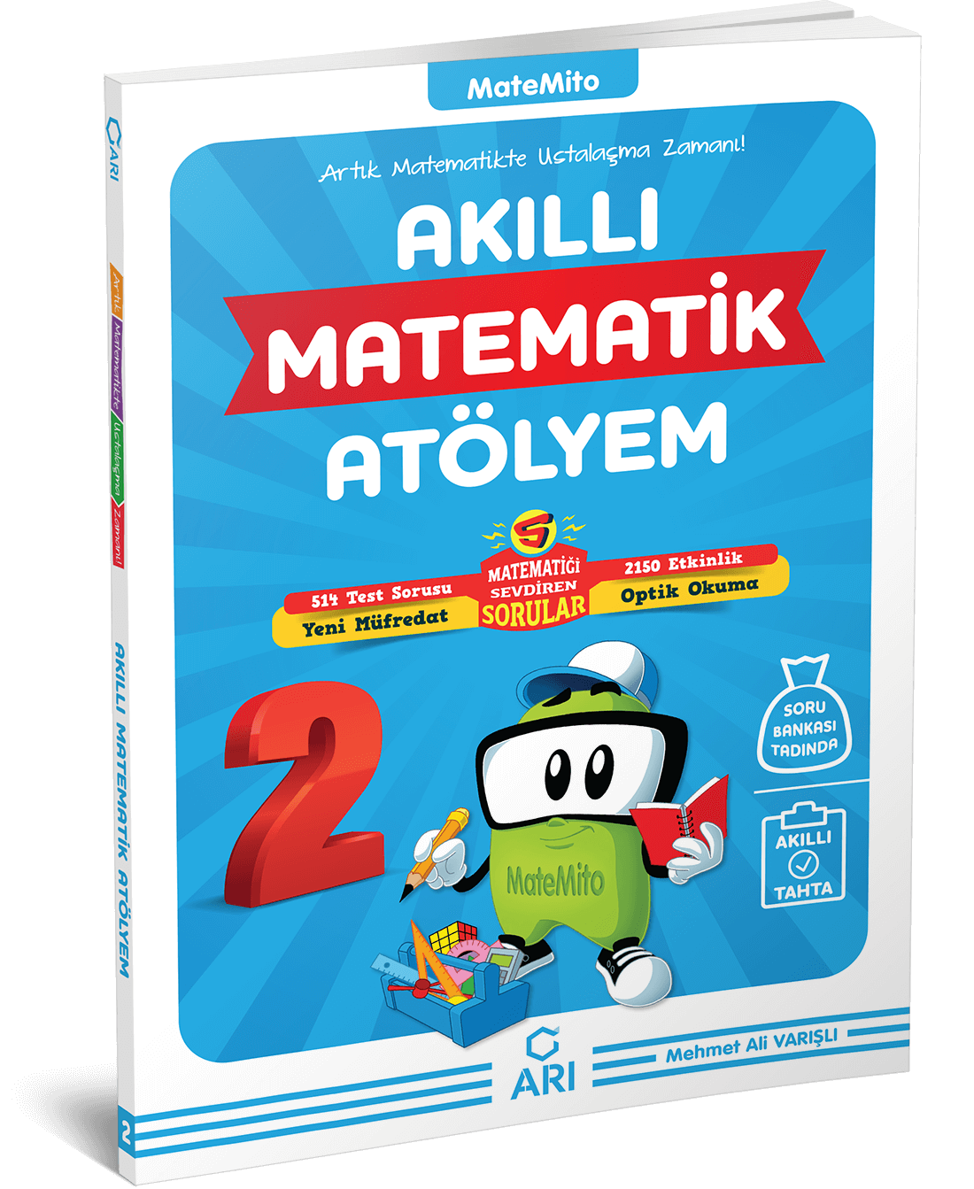 Matemito Akıllı Matematik Atölyem 2.Sınıf