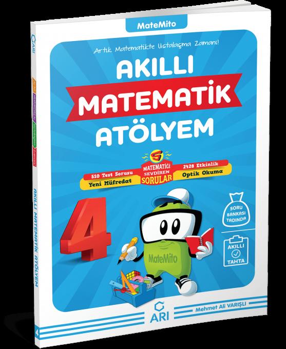Matemito Akıllı Matematik Atölyem 4sınıf Arı Yayın Arı
