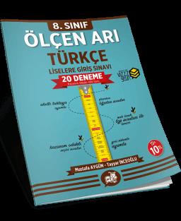 Ölçen Arı Türkçe Deneme Seti 8. Sınıf