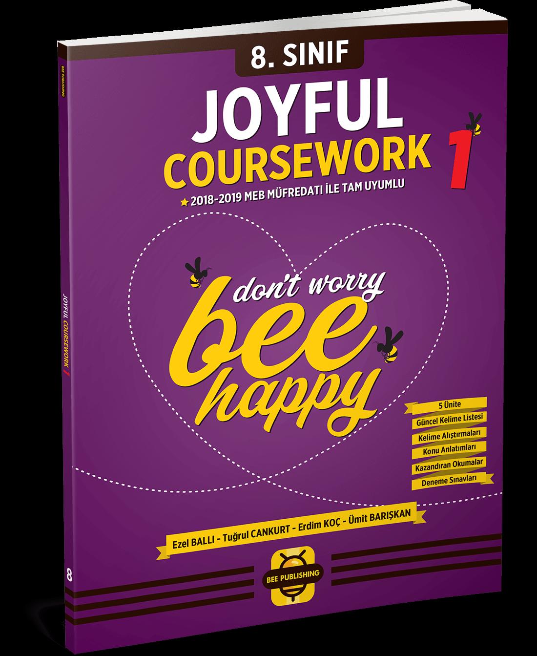 Joyful Coursework (1) 8. Sınıf