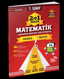 7.Sınıf Matemito 2'si 1 Arada Matematik