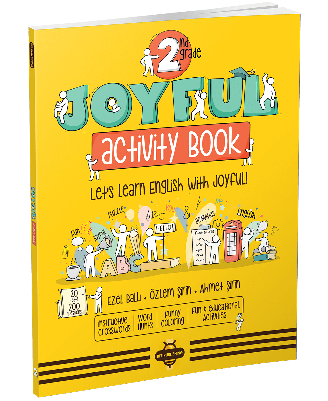 Joyful Activity Book 2. Sınıf