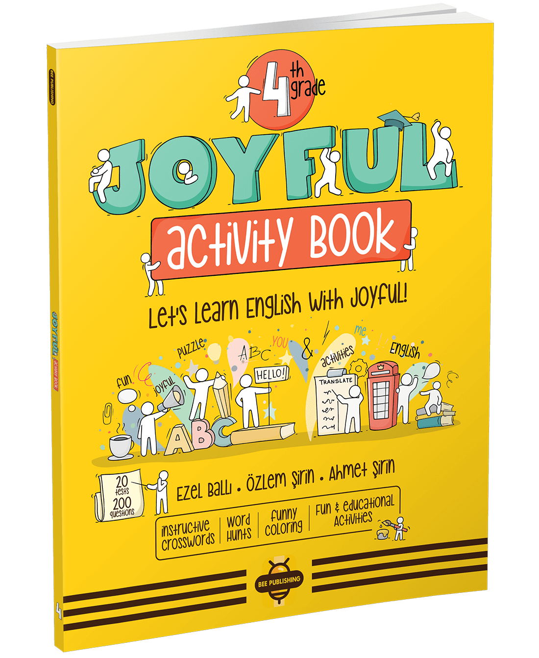Joyful Activity Book 4. Sınıf