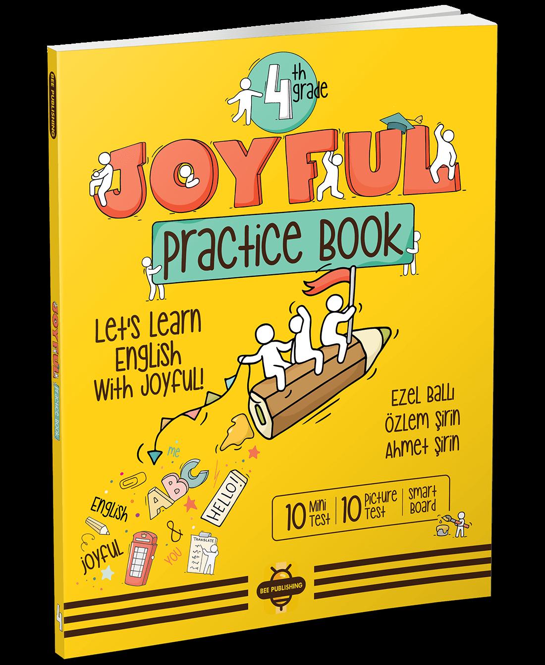 Joyful Practice Book 4. Sınıf