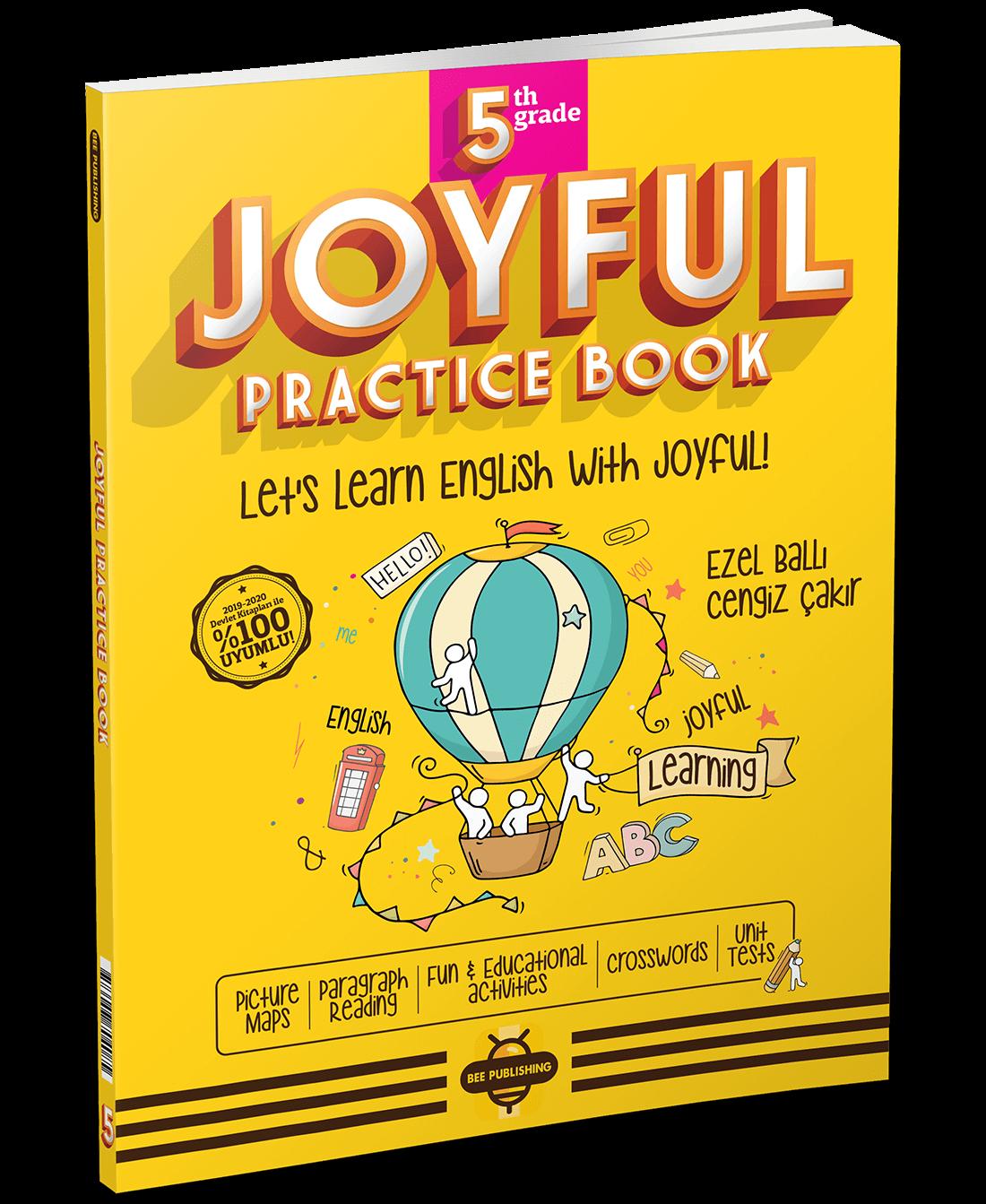 5. Sınıf Joyful Practice Book