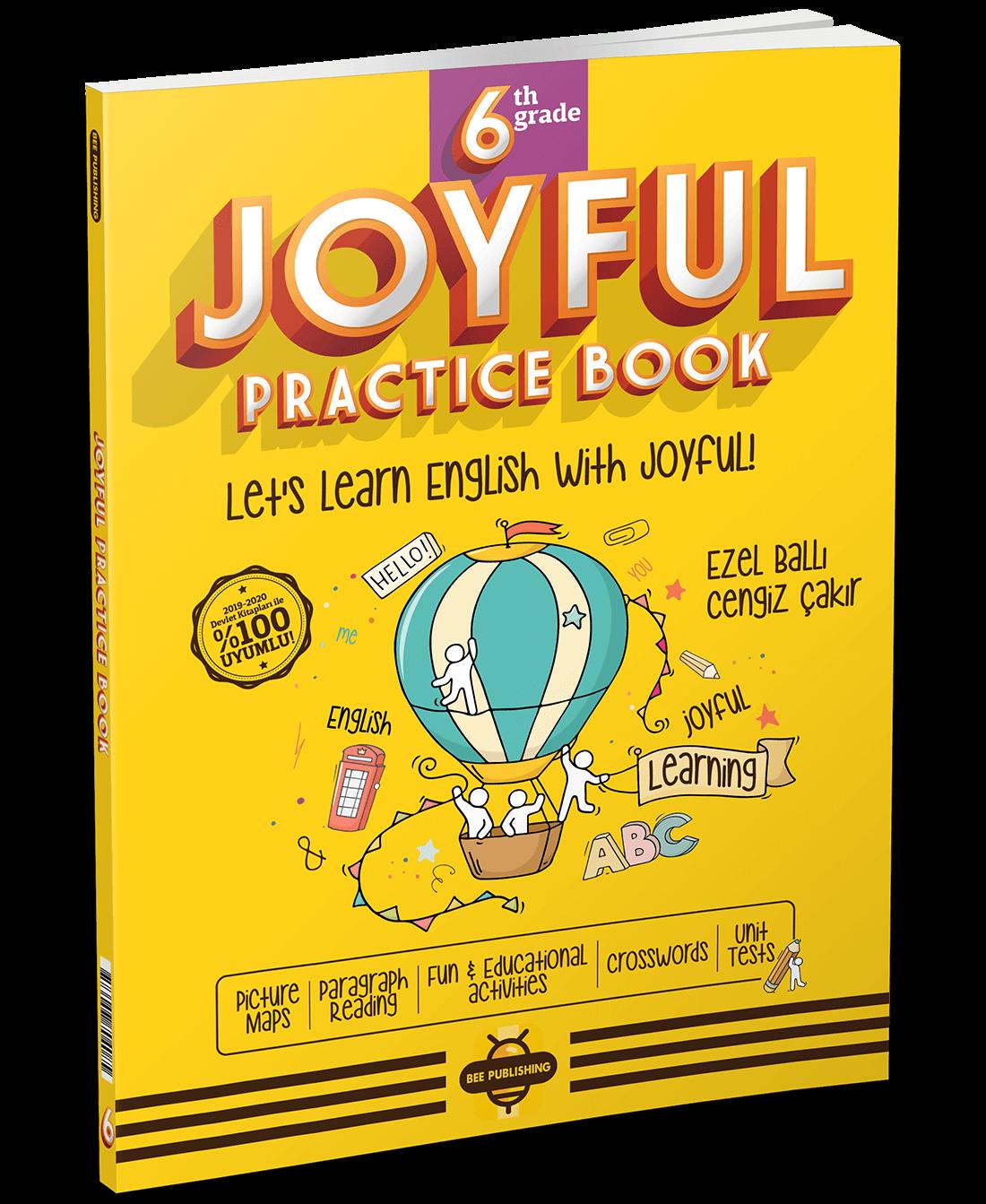6. Sınıf Joyful Practice Book