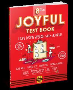 Joyful Test Book 8. Sınıf