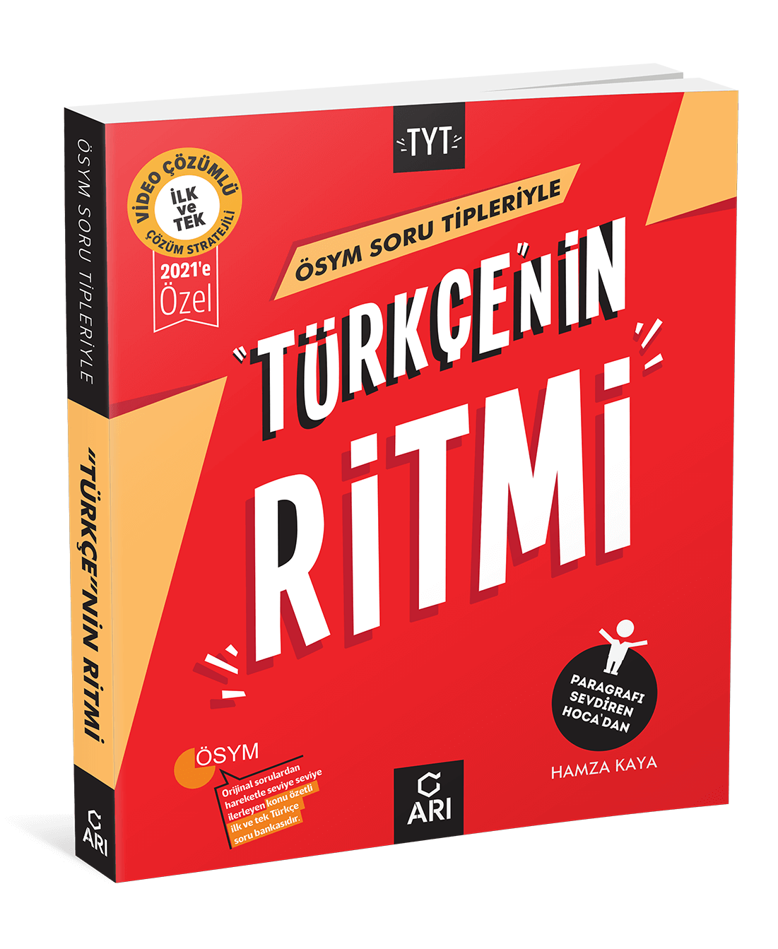 """""""Türkçe""""nin Ritmi (Üniversite Hazırlık)"""