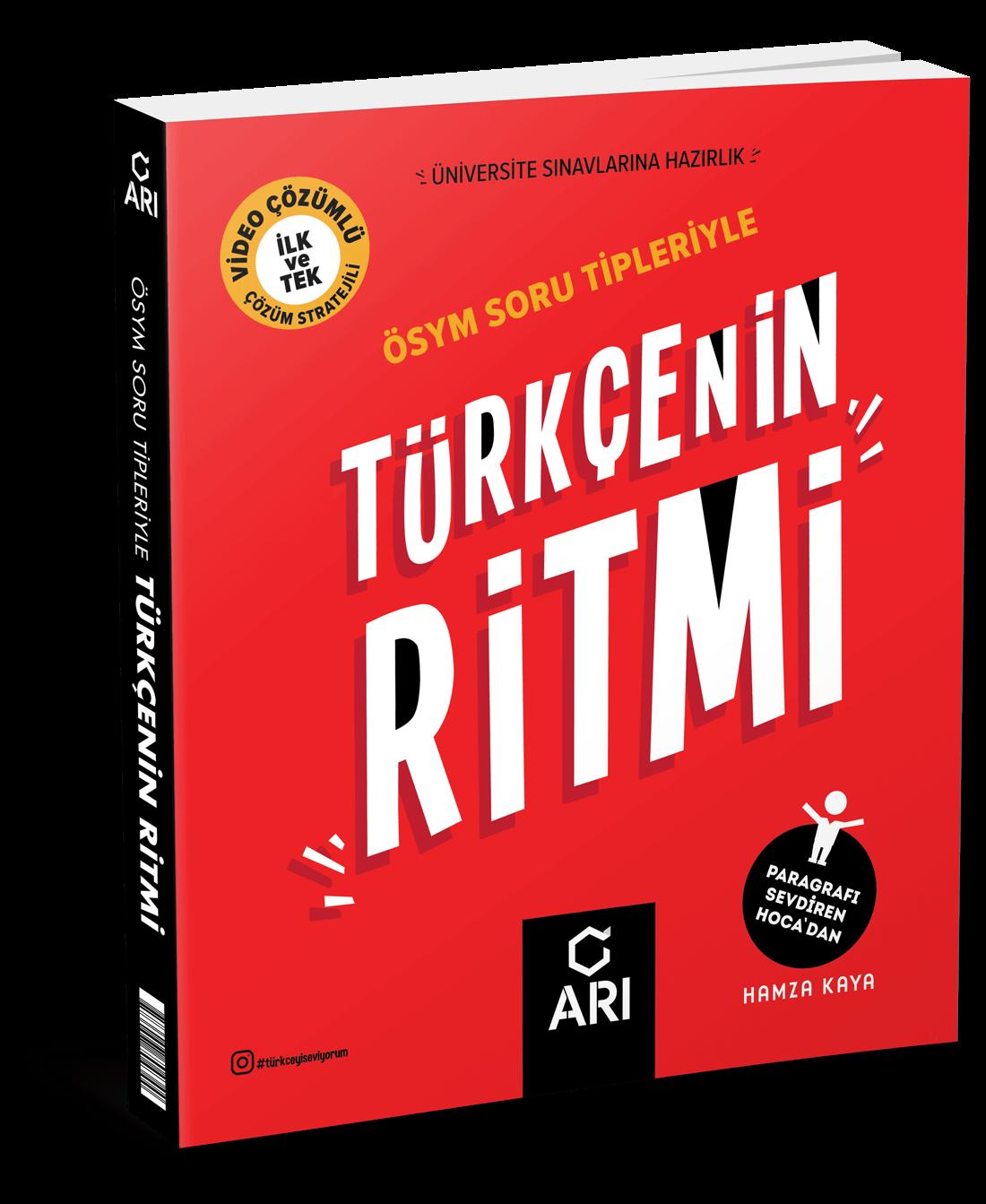 Türkçe'nin Ritmi (Üniversite Hazırlık)