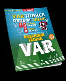 VAR Türkçe Deneme Sınavı 6. Sınıf